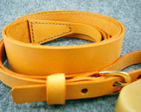 Minimalist Leather Camera Strap ($46)