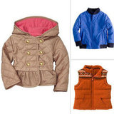 Supercute! Fall Jackets For Tots