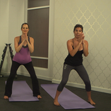10-Minute Prenatal Yoga Stretch Series