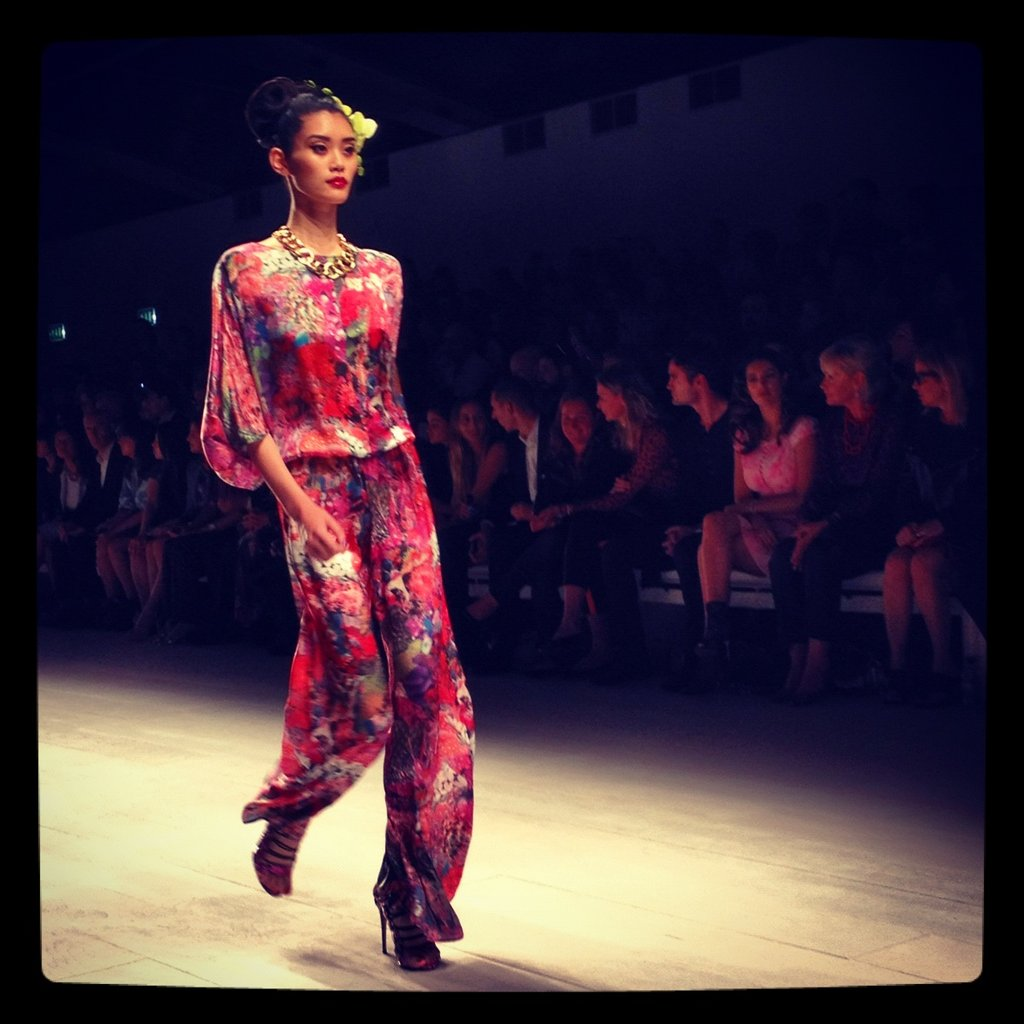 London Fashion Week Spring 2013