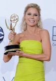 Modern Family's Julie Bowen took home the Emmy for outstanding supporting actress in a comedy.