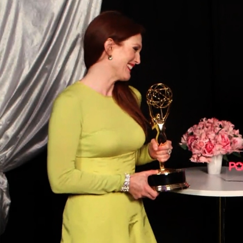 Julianne Moore Talks About Playing Sarah Palin at the Emmys