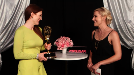 Video: Emmy Winner Julianne Moore Talks Playing Sarah Palin and Love For Game Change