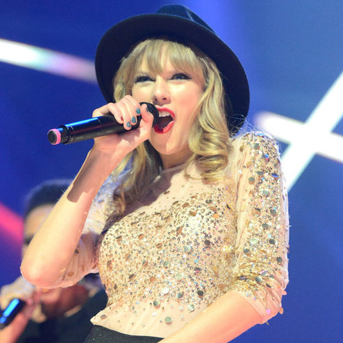 Taylor Swift, Pink and Nina Dobrev Pictures at 2012 iHeartRadio Music Festival