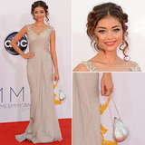 Sarah Hyland at the Emmys 2012