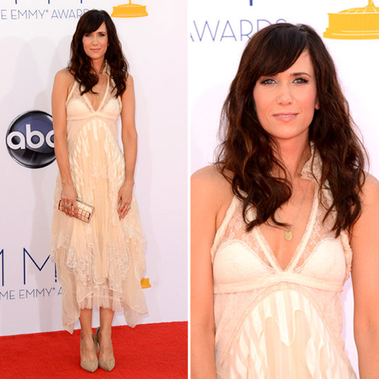 Kristen Wiig at the Emmys 2012