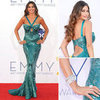Sofia Vergara at the Emmys 2012