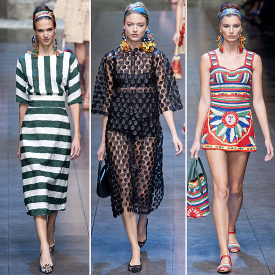 Dolce & Gabbana Spring 2013 | Pictures