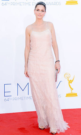 Amanda Peet(2012 Emmy Awards)