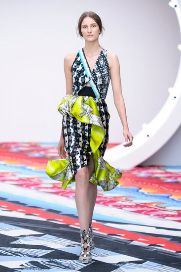 Peter Pilotto Spring 2013