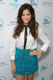 Jenna Dewan attended a Ten Years brunch in NYC.