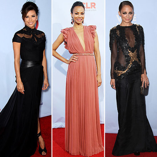 ALMA Awards Best Dressed 2012