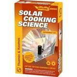 Solar Cooking Science ($15)
