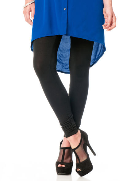 Jersey Knit Maternity Legging ($36)