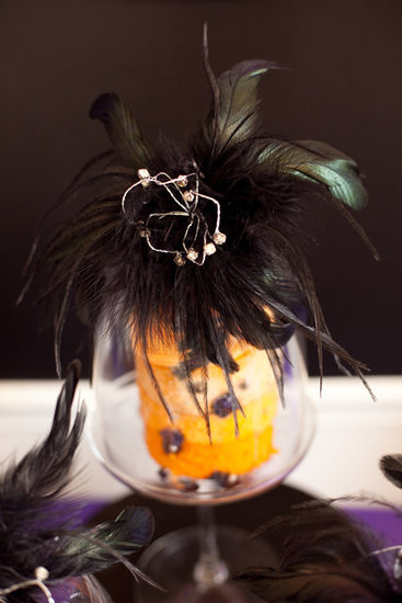Spooky Centerpieces