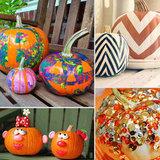 No-Carve Pumpkin Ideas Perfect For Kids