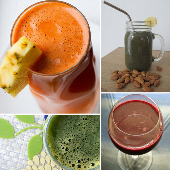 are fresh fruit juices healthy healthy veggie and fruit smoothies recipes