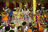 Kate Middleton had a smile on her face while showing off her dance moves in Tuvalu.