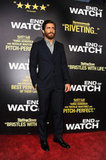 Jake Gyllenhaal stepped out for the End of Watch premiere in LA.