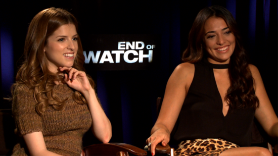 Anna Kendrick and Natalie Martinez Talk First Dates and Leading Men