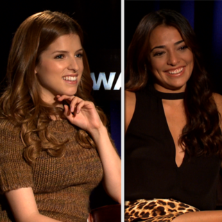 Anna Kendrick and Natalie Martinez Interview (Video)