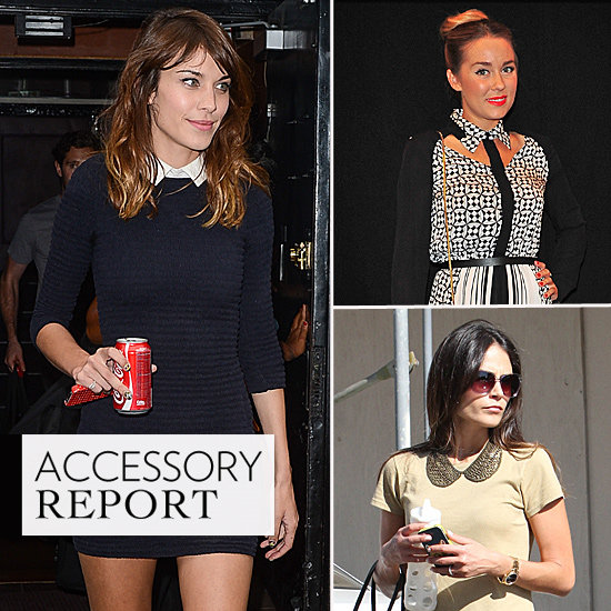 Pop It Like It's Hot — These Celebs Make Collars the Stars of the Show