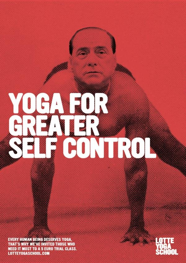 Yoga For Control