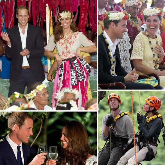 Will and Kate's Cutest Moments on Tour in the Far East