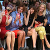 Front Row Celebrity Style and Pictures at 2013 Spring Summer London Fashion Week
