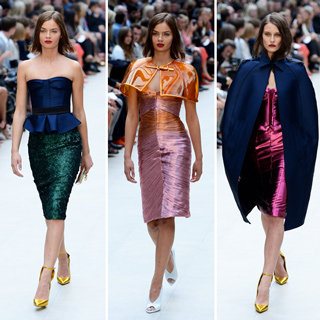 Burberry Prorsum Spring 2013 Collection At London Fashion Week