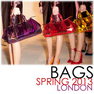 Spring 2013 Bags | London Fashion Week