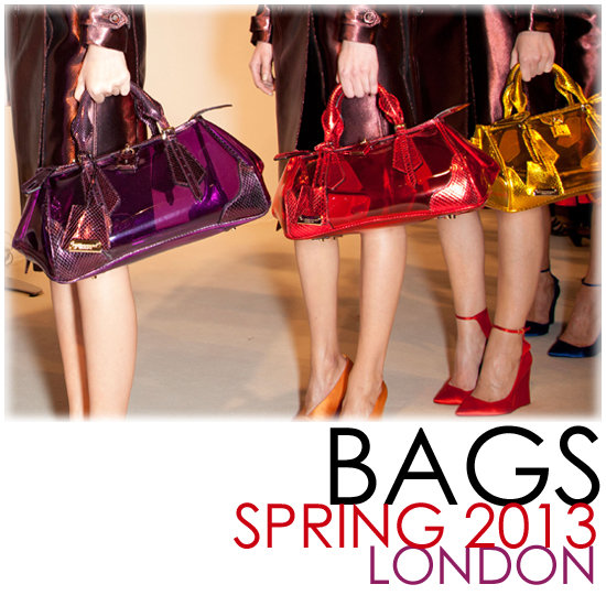 The Chicest Bags From the Runways of London Fashion Week