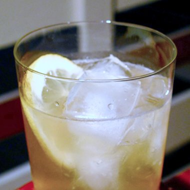 Recipe For Harvard Cooler Cocktail