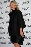 Kate Moss attended a Liu Jo event.