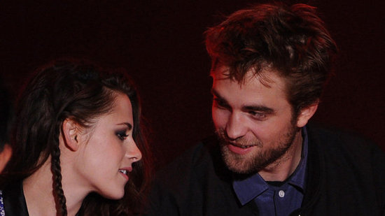 Video: Details on Robert Pattinson and Kristen Stewart's Postscandal Meetup