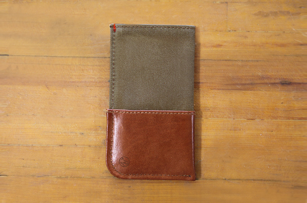 DODOcase iPhone Wallet