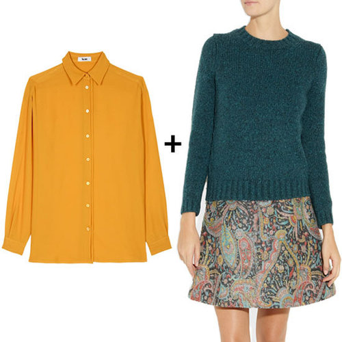 How to Layer For Fall 2012