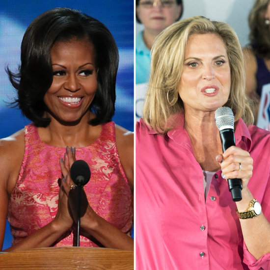 The First Wives Club: Michelle Obama vs. Ann Romney on Women