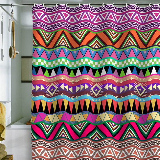 DENY Designs Bianca Green 'Overdose' Shower Curtain