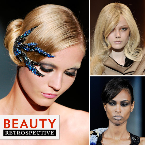 See the Most Stunning Beauty Looks From the Armani Runway