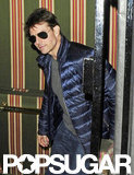 Tom Cruise partied in London.
