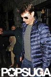 Tom Cruise went out in London.