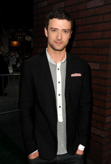 Justin Timberlake attended the premiere of his Trouble With the Curve in LA.