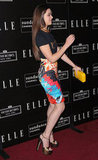Hailee Steinfeld made her way down the carpet at the Elle and Sundance Channel party bash.