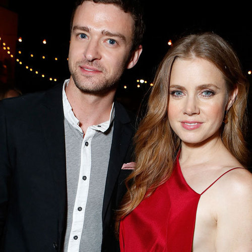Justin Timberlake, Amy Adams, Jessica Biel Pictures at Trouble With the Curve Premiere