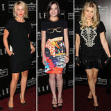 Julianne Hough, Fergie, and Hailee Steinfeld Celebrate a Stylish Show