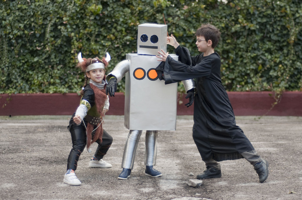 Do the Robot!