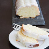 Blood Orange and White Chocolate Chunk Pound Cake