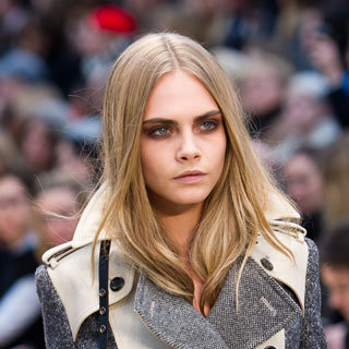 How to Wear Brown Makeup Taking Inspiration From the 2013 Autumn Winter Fashion Week Shows