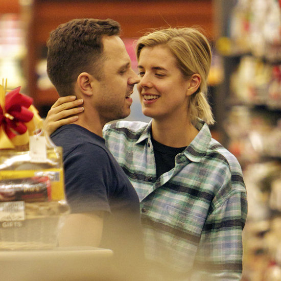 Newlyweds Agyness Deyn and Giovanni Ribisi Engage in Romantic Shopping Spree